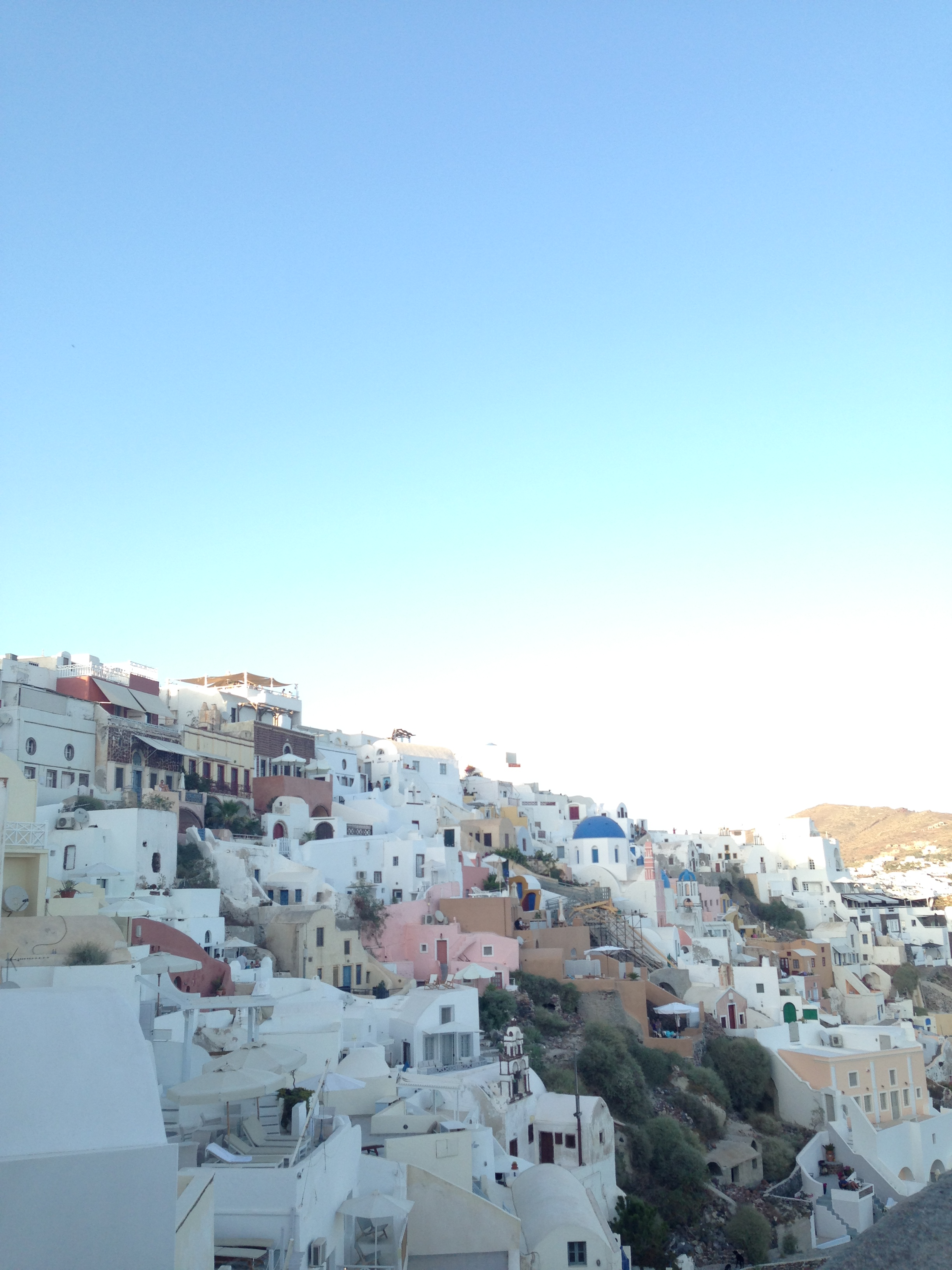 Magical Santorini.