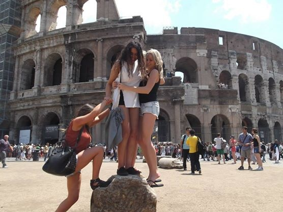 Glad-iators, Colosseum.