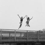 Jump in! Image by Allie Cramer via Pinterest.